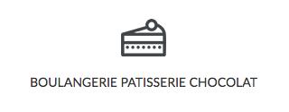 Boulangerie Patisserie Chocolat