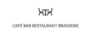 Café bar restaurant brasserie