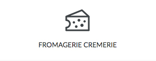 Fromagerie crèmerie